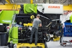 Завод КЛААС завершил очередной этап локализации комбайнов TUCANO