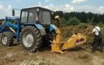 Щеподробилка Wallenstein BX72S