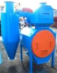 фото Скальператор барабанный для предварительной очистки зерна А1-БЗ2-О (50 т\ч)