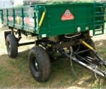 Прицеп тракторный специальный 2ПТС-4,5